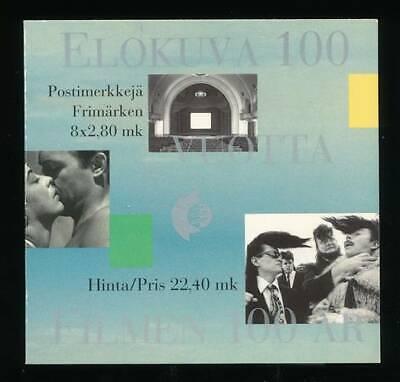 Finnland Markenheft Nr.42** Finn Film üBereinstimmung In Farbe Effizient 173427