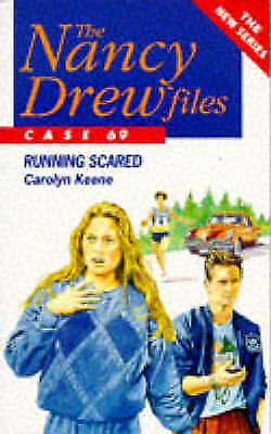 (Good)-Running Scared (Nancy Drew Files) (Paperback)-Keene, Carolyn-0671851454