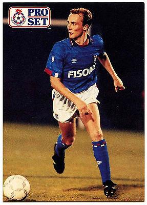 C364 Gavin Johnson Ipswich Town #170 Pro Set Football 1991-2 Trade Card