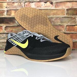 Nike Metcon DSX Flyknit Men Size 13 CrossFit Training Shoe Wolf Grey ... aa3fe5688