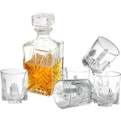 Frustration Free Packaging Bormioli Rocco Selecta 7-Piece Whiskey Gift Set