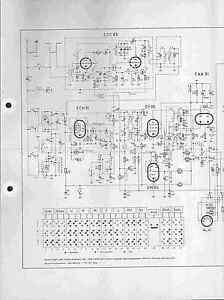 Anleitungen & Schaltbilder Imperial Service Schaltplan Für Chassis J 612 In Verschiedenen AusfüHrungen Und Spezifikationen FüR Ihre Auswahl ErhäLtlich