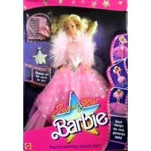 Barbie Superstar 1988 Doll for sale online | eBay