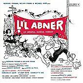 Li l Abner 1956 Original Broadway Cast CD GOOD USED COPY - $9.99