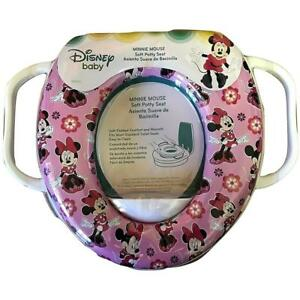 Disney Minnie Mouse Girls Baby Toddler Soft Potty Training