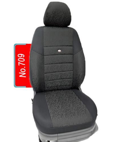 TOYOTA AURIS 5 Sitzer Maß Schonbezüge Sitzbezüge Autositzbezüge 709