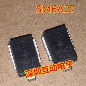 5PCS-SM6A27-Encapsulation-DO218-Surface-Mount-Automotive-Transient-VolTAGE