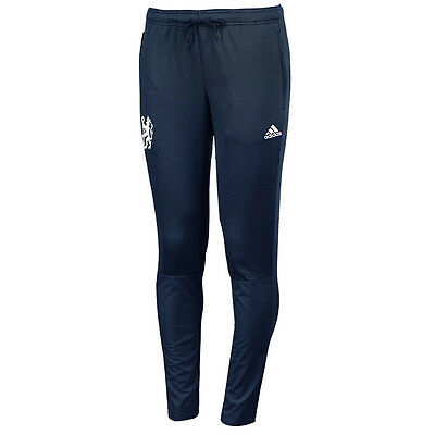 Adidas Chelsea FC SF Sweater Long Training Pants AB1578 With Free Tracking