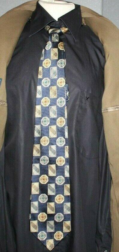Bogner Tie Mens Luxury Business Silk Tie *** LIKE NEW