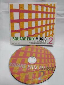 Square Enix Music Compilation Vol.2 Soundtrack Japan
