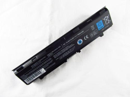 9-Cell Battery for Toshiba Satellite C50 C800 C805 C840 C845 C850 C855 C870 C875