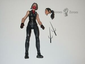 Marvel-Legends-Series-Man-Thing-BAF-Daredevil-Series-ELEKTRA-Figure