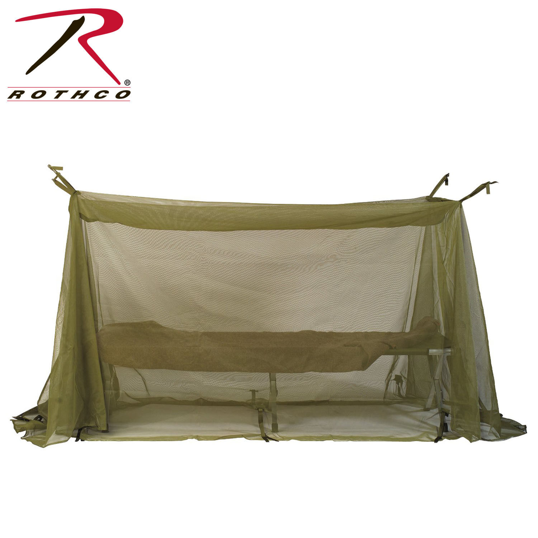 8032 redhco G.I. Type Enhanced Field Size Mosquito Net Bar