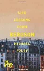 Michael-Foley-Life-Lessons-de-Bergson-Etagere-Usure-Livraison-Gratuite