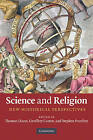 Science and Religion: New Historical Perspectives by Cambridge University Press (Hardback, 2010)