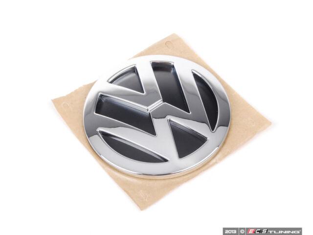 Volkswagen Sharan Golf Mk4 Rear Badge Emblem For Vw 7m3853630aulm