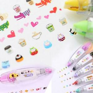 10-Colors-Creative-Animals-Type-Decorative-Correction-Tape-Diary-Stationery