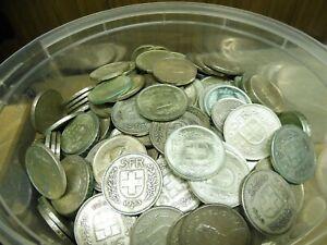 Anlegerposten , Schweiz Silber , 100 X 5 Franken , 1500 G , Investorenpaket
