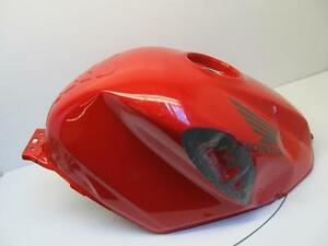 HONDA-VFR800-VFR-800-2004-04-FUEL-GAS-PETROL-TANK-242-DENT-DAMAGED