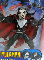 Toy Biz Spider-man Classics Morbius Marvel Legends Style Figure Never Opened
