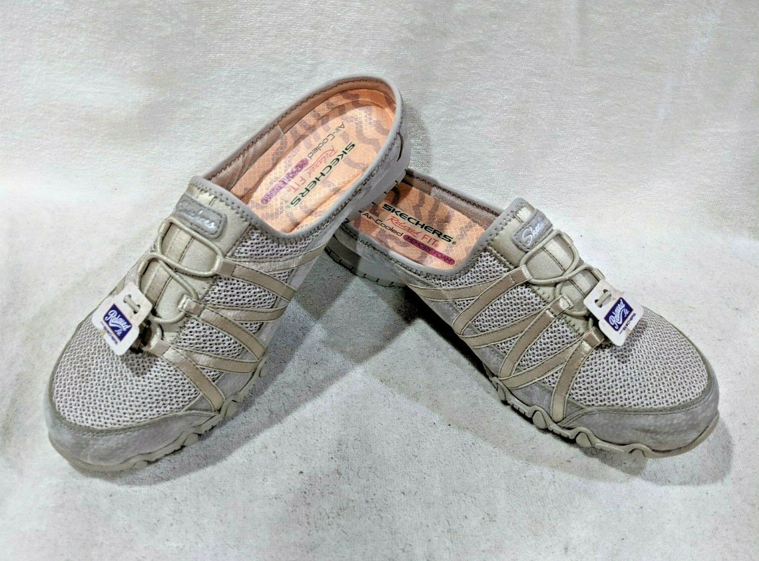 Skechers 49409 Choc Relaxed Fit Bikers