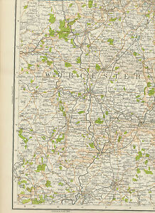 2310-1898-MAP-of-Royal-Atlas-of-England-amp-Wales-Pl-35-WARWICK-Warwickshire