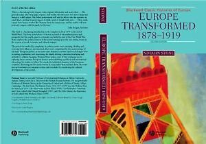 Stone-Europe-Transformed-1878-1919-2e-UK-IMPORT-BOOK-NEW