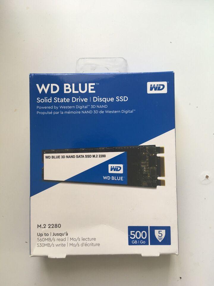 Western Digital/ WD, 500 GB, Perfekt