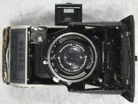 Vintage 1930's Voigtlander Bessa Bellows Camera
