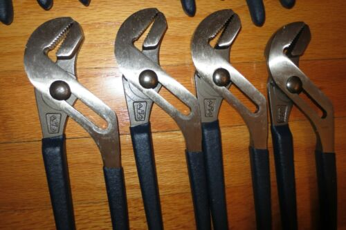 """8 IDEAL Electrical 35-430 Tongue /& Groove Pliers 10-1//2/"""" Wireman Pump Channel"""