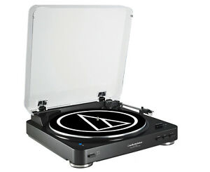 NEW-Audio-Technica-AT-LP60BK-BT-Fully-Automatic-Bluetooth-Turntable-Black