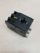 . Square D Circuit Breaker 100A L-42C 3P Cat# QOB3100 .