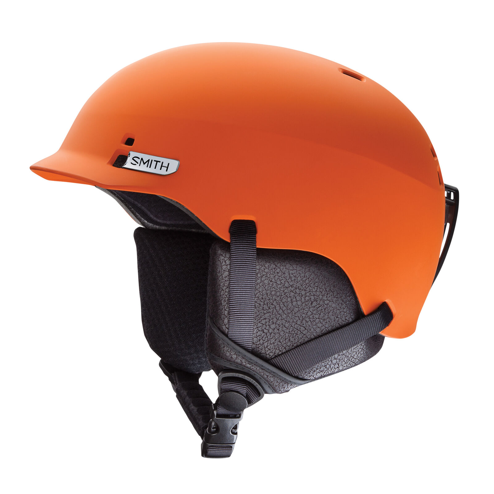 Smith Casco de Snowboard Esquí Gage orange colors Lisos Ajustable