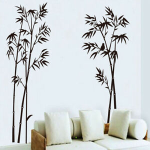 Image Is Loading Bamboo Wall Decal Sticker Vinyl Decor Art Removable