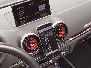 Audi-A3-S3-RS3-8v-quattro-Carbonoptik-Magnethalter-Gegenstuck-fur-alle-Handys