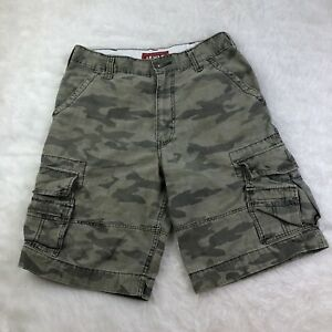 Levi Squad Cargo Shorts Men Size 31 Camo Shorts Red Tab Red Label  5115161c4ce