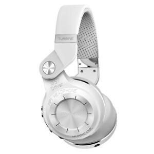 Bluedio-Turbine-T2S-Bluetooth-5-0-Headsets-Wireless-Stereo-Headphones-Mic-White