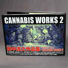Cannabis Works 2 - Tanaka Tatsuyuki Illustrations NEW