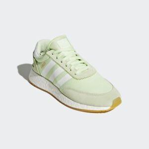 9f473f084470 Women s I-5923 Iniki Runner W Aero Green   CQ2530   Adidas Boost Gum ...