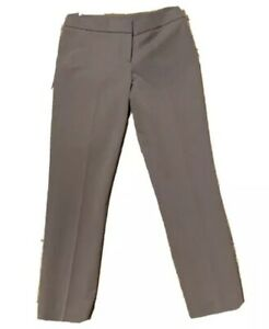 Brunello-Cucinelli-brown-trouser-size-6-slimming-Stretch-Controllo-slim-fabric