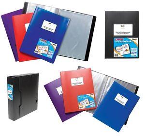 Flexicover-DISPLAY-BOOK-A3-A4-A5-Folder-Business-Presentation-Portfolio-Tiger
