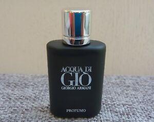 1x Giorgio Armani Acqua Di Gio Profumo Parfum Pour Homme Mini
