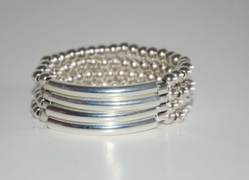 Bracelet Hand Made, One Different From 50, Bracelet Zamak, Bracelet / Pipe
