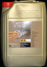 20 Liter Castrol EDGE TITANIUM FST 5W-30 LL VW AUDI  504 00 / 507 00 Longlife 3