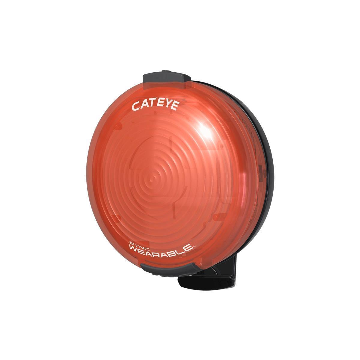 Cateye Sync Wearable Wearable Sync 35/40 Lm Wearable Bike Light a9fa44