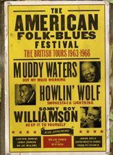 The American Folk-Blues Festivals 1963-1966: The British Tours (DVD, 2007)