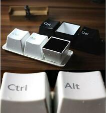 Ctrl Alt Del Keyboard Coffee Cup Set Mug Set Gadget Tea Office Computer Tech
