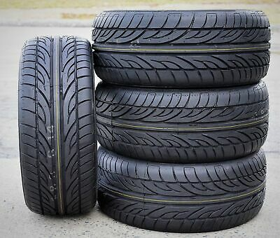 Forceum Hena High Performance All Season Radial Tire-215//40ZR17 87W XL