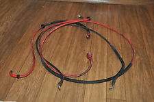 SEADOO Jet Ski XP, 1997 Electrical Power Ground Cables