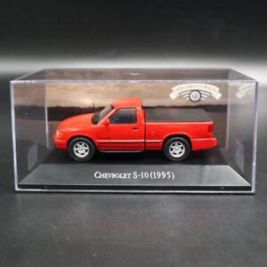 1-43-IXO-ALTAYA-CHEVROLET-De-Luxe-S10-1995-modelos-diecast-coleccion-de-edicion